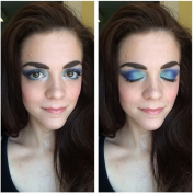 Sea-inspired eyes