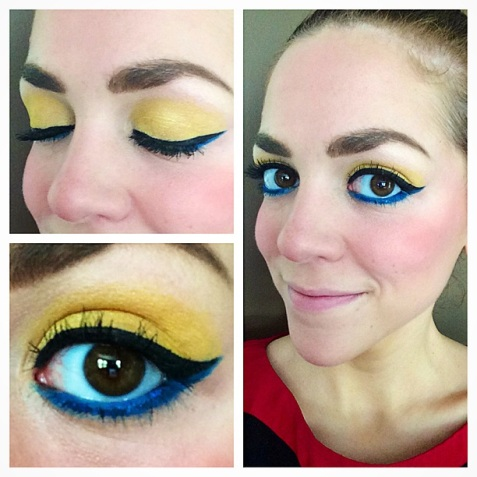 Primary Colors Look