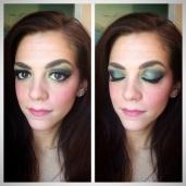 Deep Green Eye
