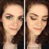 Smashbox Full Exposure palette & Anastasia Beverly Hills Liquid Lipstick in Pure Hollywood