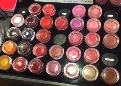 Pigment Jars