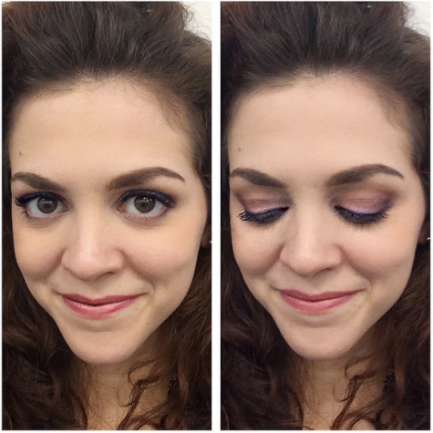 Purple Eye Shadow